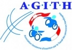 logo agith bleu