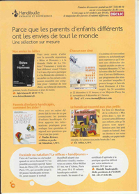 Article du magazine Bubble mag
