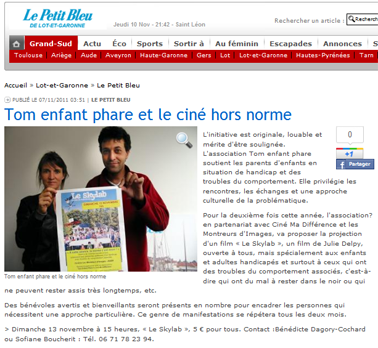 scan de l'article